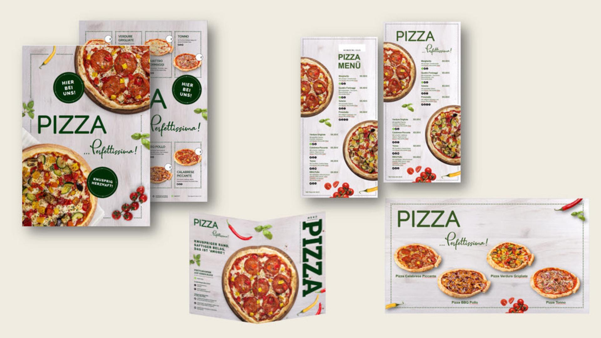 Die Pizza Perfettissima Welt für Ihren Gast