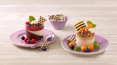 Damit wird jedes Dessert einzigartig!
