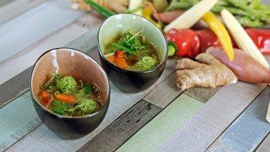 Vietnamese Pho-Suppe von Dr. Oetker Professional