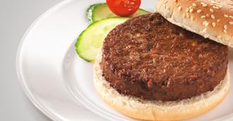 Vegetarischer Burger-Pattie