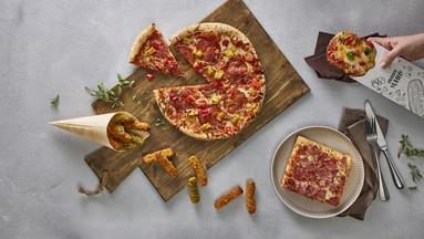 Die ganze Pizza-Kompetenz aus einer Hand!