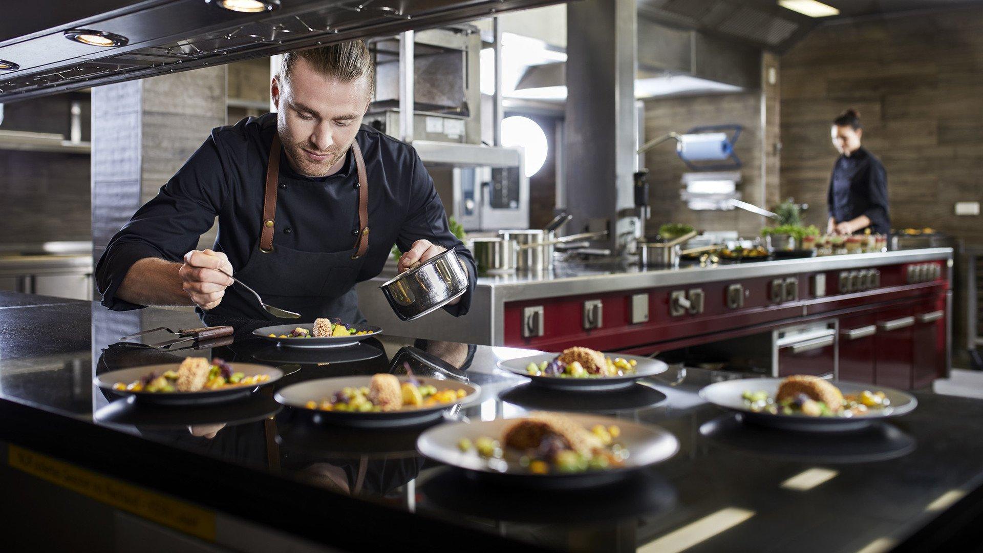 Ideen, Know-How und individuelle Food-Konzepte für Profi-Köche von Dr. Oetker Professional