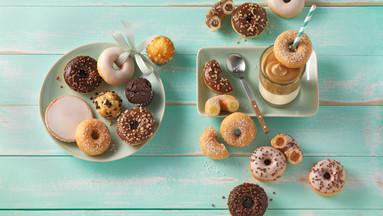 Klein aber fein - Mini Donuts!