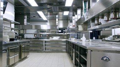 Zentralisierung von Großküche