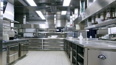 Zentralisierung von Großküchen