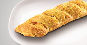 Frischkäse-Peperoni-Stange