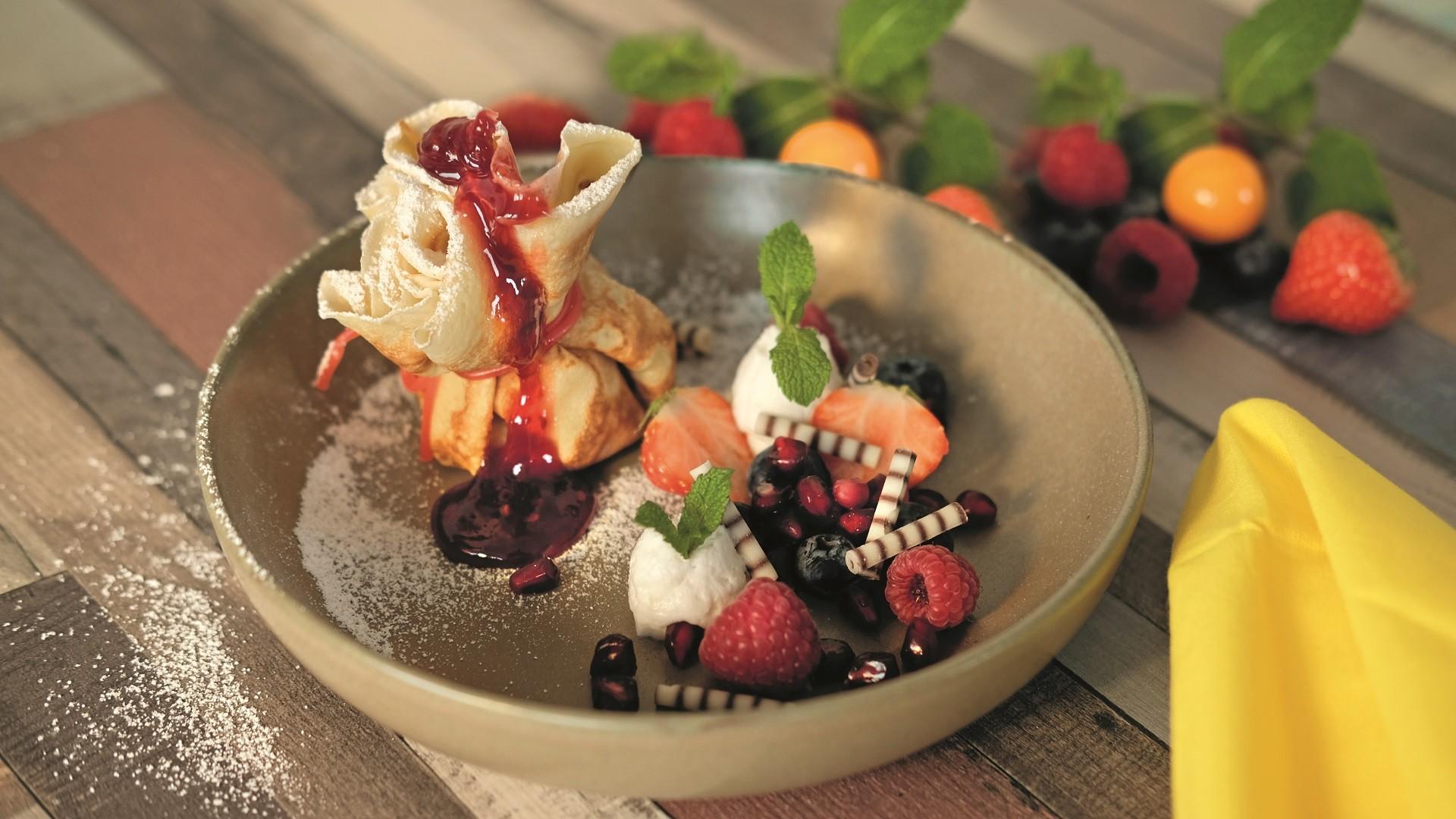 So einfach geht hohe Dessert-Kunst