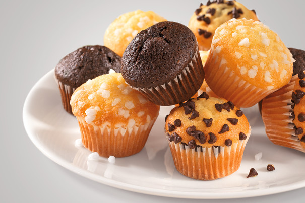 Mini-Muffins, Sortimentskarton
