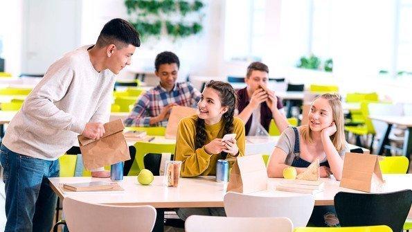 Schul- und Studentenverpflegung