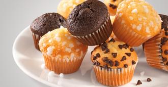 Mini-Muffins Sortimentskarton