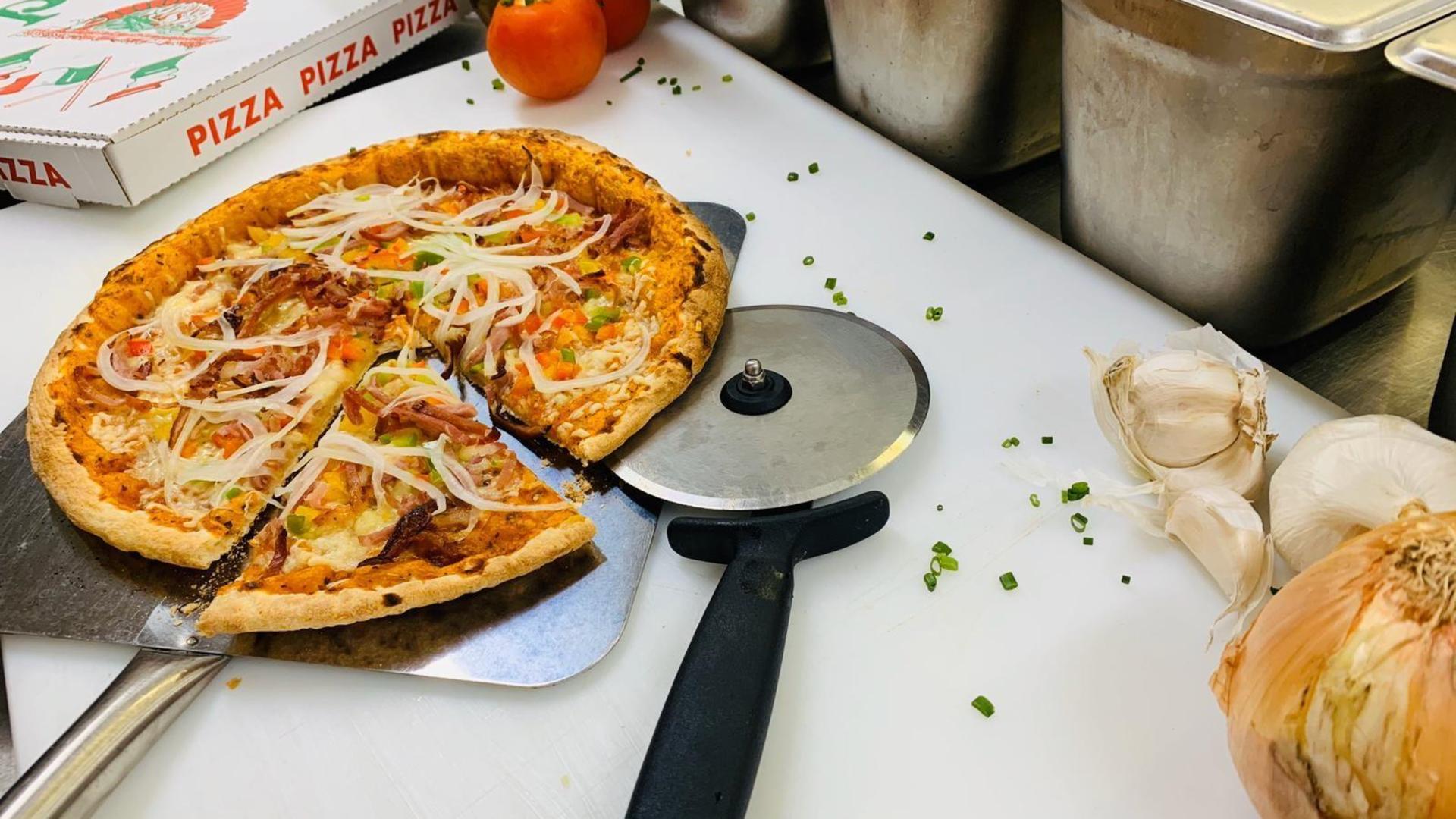Keine Pizza gleicht der anderen